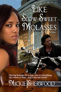 Like Slow Sweet Molasses